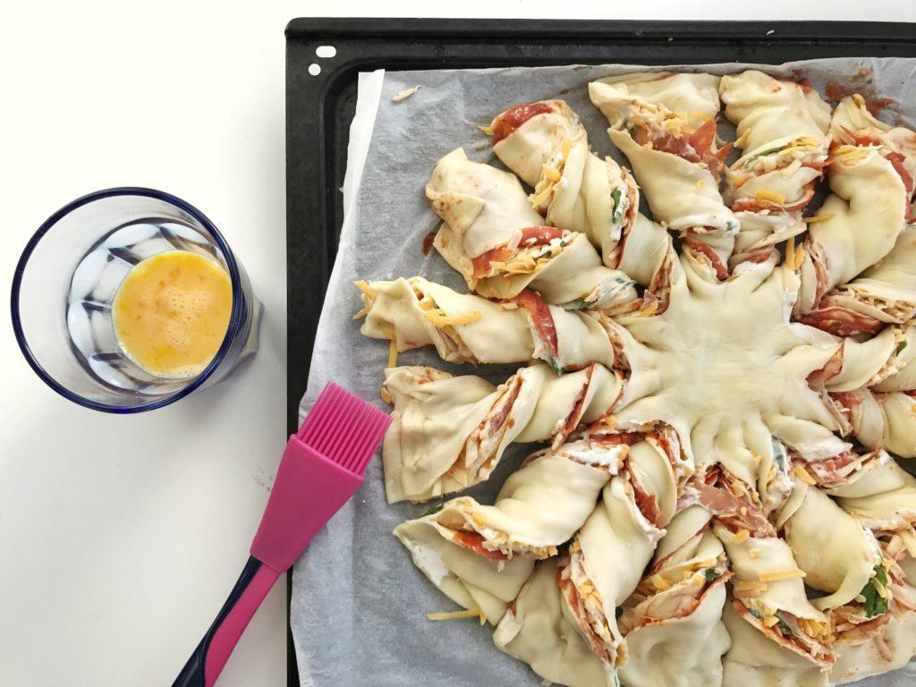 Stjernepizza fra Lille Skinkefabrikk