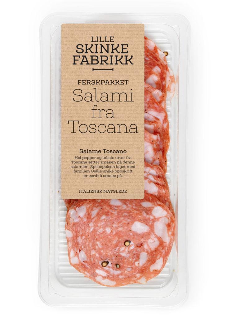 Salami fra Toscana
